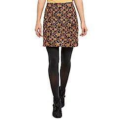 Joe Browns - Multicoloured ornamental embroidered skirt
