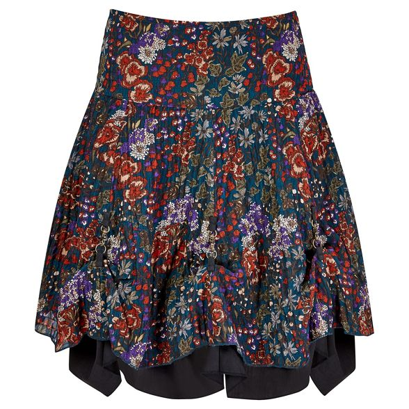 woodland Joe Browns Multicoloured hitched skirt q0z70H
