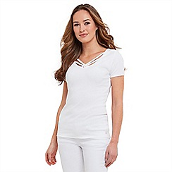 Joe Browns - White more than a basic top