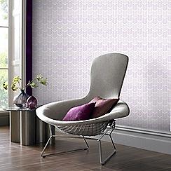 Superfresco Easy - Mauve Oiti Wallpaper