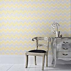 Superfresco Easy - Yellow Oiti Wallpaper