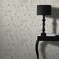 Superfresco - Milan taupe natural cork texture wallpaper