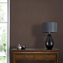 Superfresco - Mode Bronze Geometric Shimmer Print Wallpaper