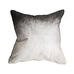 Graham & Brown - Black Ombre Cushion