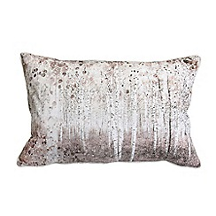 Graham & Brown - Watercolour Woodland Cushion