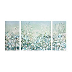 Graham & Brown - Watercolour Spring Meadow Wall Art