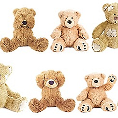 Graham & Brown Kids - Brown Teddy Bears Wallpaper