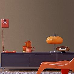 Boutique - Copper sequin wallpaper