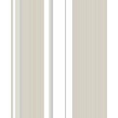Superfresco Easy - Taupe Gradient Stripe Wallpaper