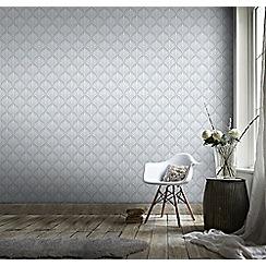 Superfresco Easy - Duck egg bonnie geo wallpaper