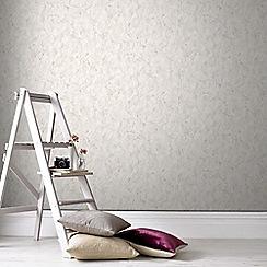 Boutique - Pale gold boutique marble textured wallpaper