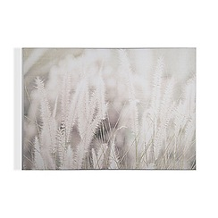 Art for the Home - Tranquil fields printed canvas