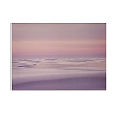 Art for the Home - Secluded sands printed canvas