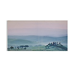 Art for the Home - Harmony hillside printed canvas