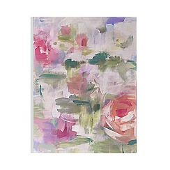 Art for the Home - Abstract blossoms printed canvas