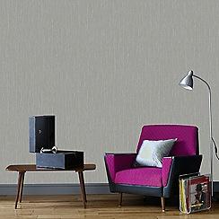 Boutique - Silver boucle wallpaper