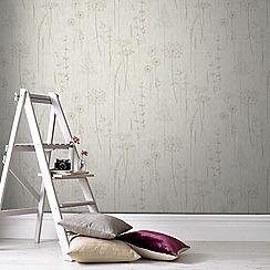 Superfresco Easy - Natural meadow wallpaper