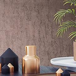 Superfresco Easy - Rose gold molten wallpaper
