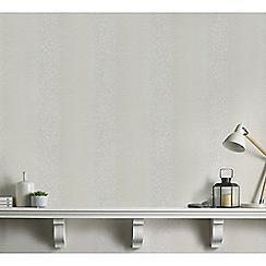 Superfresco Easy - Gold ombre glow champagne stripe wallpaper