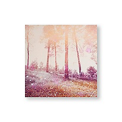 Art for the Home - Meadow daydream printed canvas