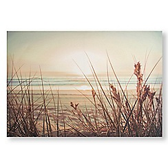 Art for the Home - Sunset sands printed canvas