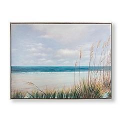 Art for the Home - Coastal shores framed wall art