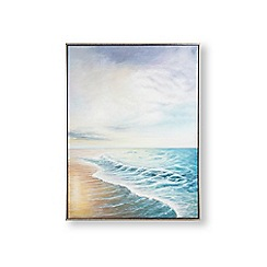 Art for the Home - Sunset shores framed wall art