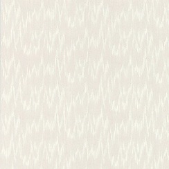 Superfresco Paintables - White Flame Stitch Wallpaper