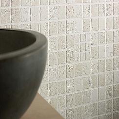 Contour - Beige Earthen Wallpaper