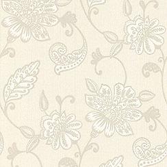 Premier - White Juliet Premier Wallpaper