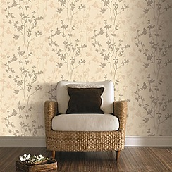 Superfresco - Cream Nature Wallpaper
