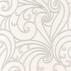 Boutique - Silver Saville Premier Wallpaper