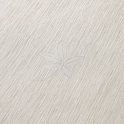 Superfresco - White Sprig Wallpaper