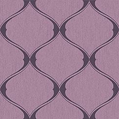 Superfresco - Plum Olympus Wallpaper