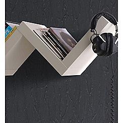 Boutique - Black Crushed Silk Wallpaper