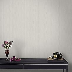 Superfresco - Grey Stria Texture Wallpaper