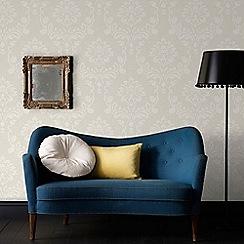 Boutique - Cream Dynasty Wallpaper