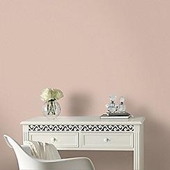 Boutique - Plain Peach Sofia Wallpaper