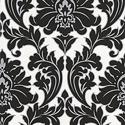 Superfresco Easy - Black Majestic wallpaper
