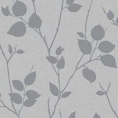 Superfresco Easy - Grey Virtue Wallpaper