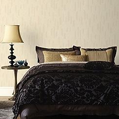 Boutique - Cream finley wallpaper