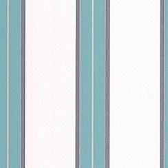 Superfresco Easy - Teal Harlow Wallpaper