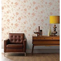 Boutique - Gold Amy Wallpaper