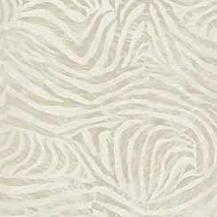 Premier - Taupe Zebra Wallpaper
