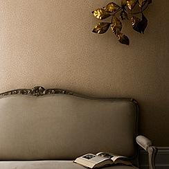 Boutique - Beige Ostrich Wallpaper