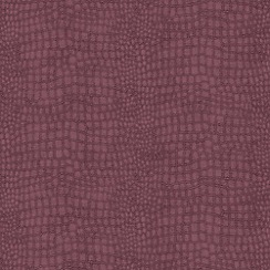 Boutique - Claret Crocodile Wallpaper
