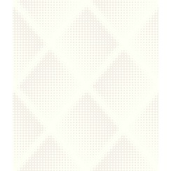 Marcel Wanders - White Braille Chester Wallpaper