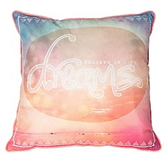 Art for the Home - Pink Dream Cushion
