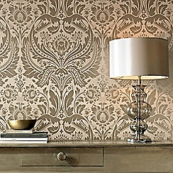 Boutique - Taupe Desire wallpaper