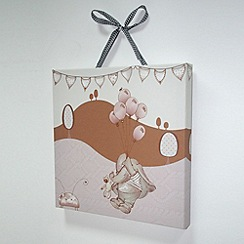 Graham & Brown Kids - Graham & Brown Eleflump Printed Canvas